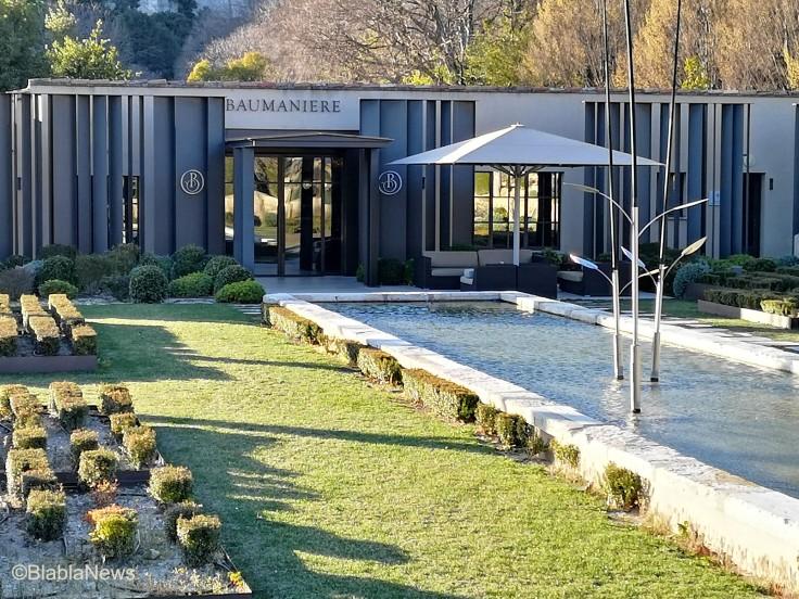 Baumaniere Hotel Restaurants Spa Les Baux De Provence